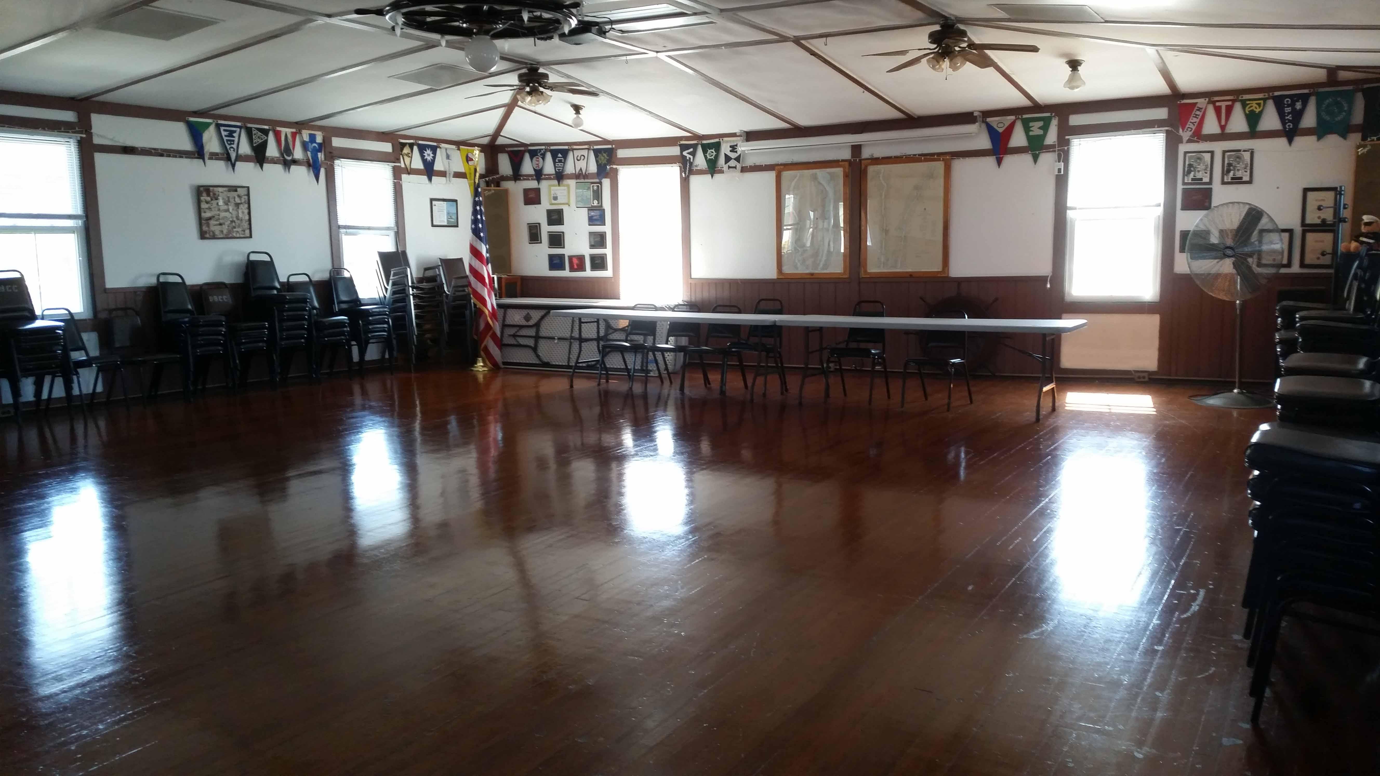 social hall south
