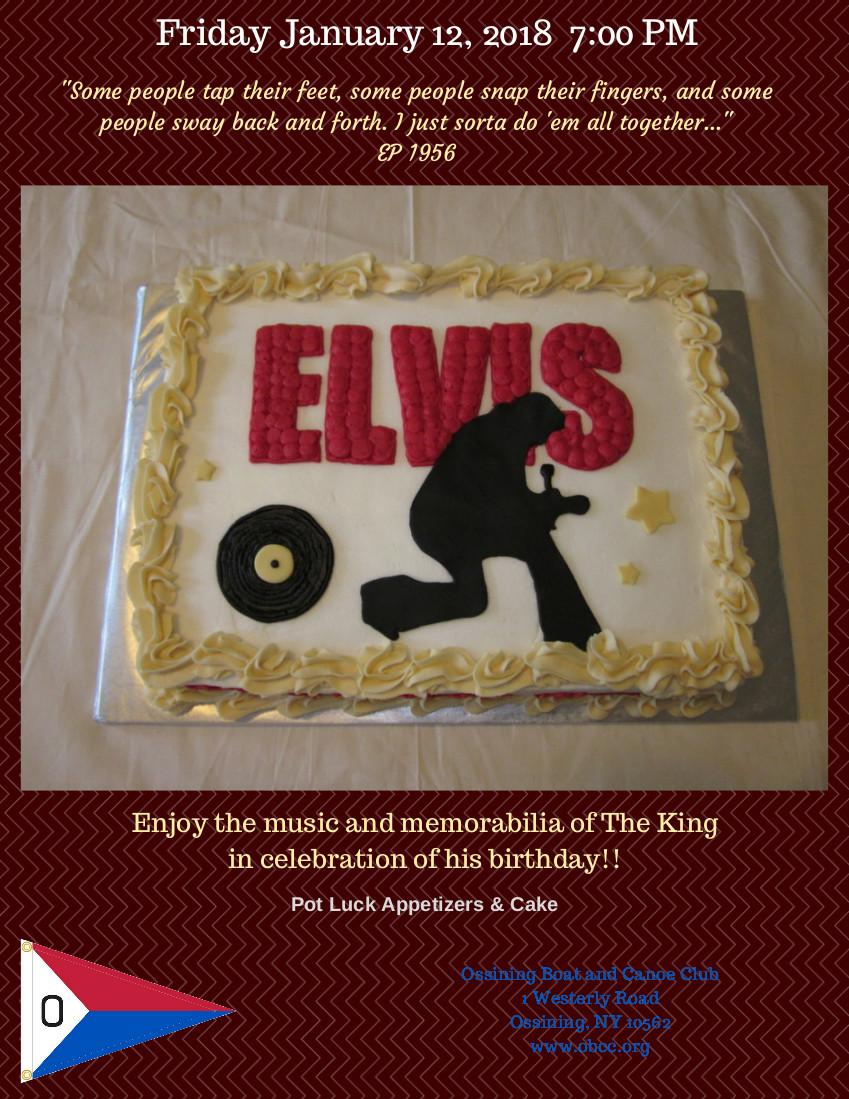 2018 Elvis
